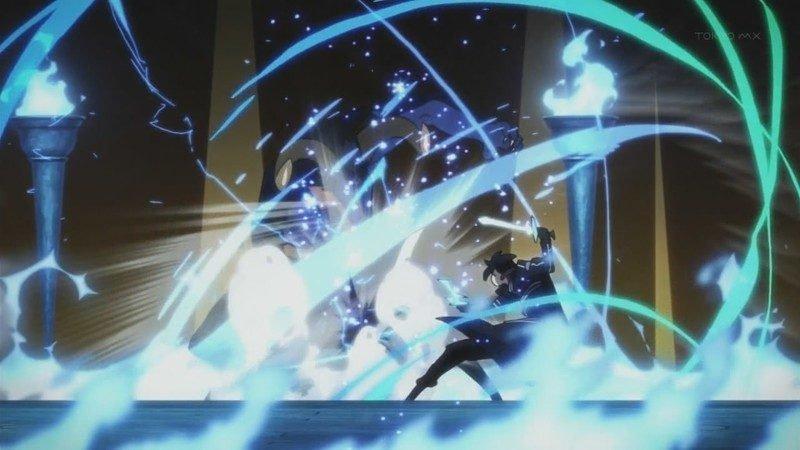 مراجعة Sword Art Online