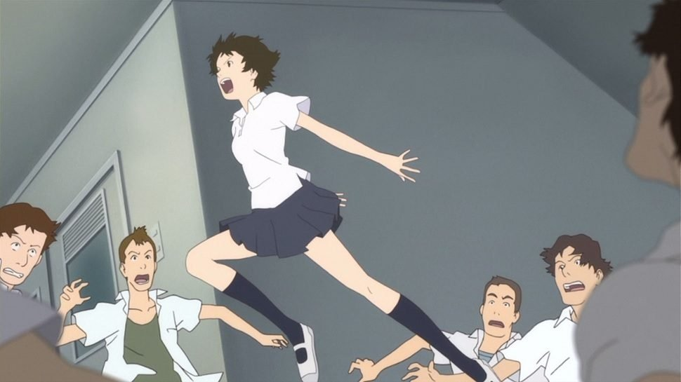 مراجعة أنمي the girl who leapt through time