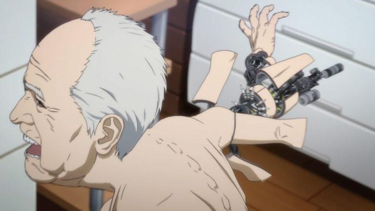 مراجغة أنمي Inuyashiki