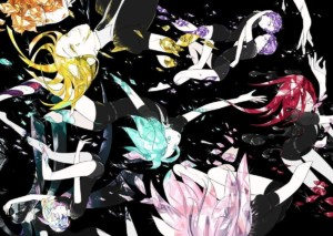 أنمي Houseki no Kuni