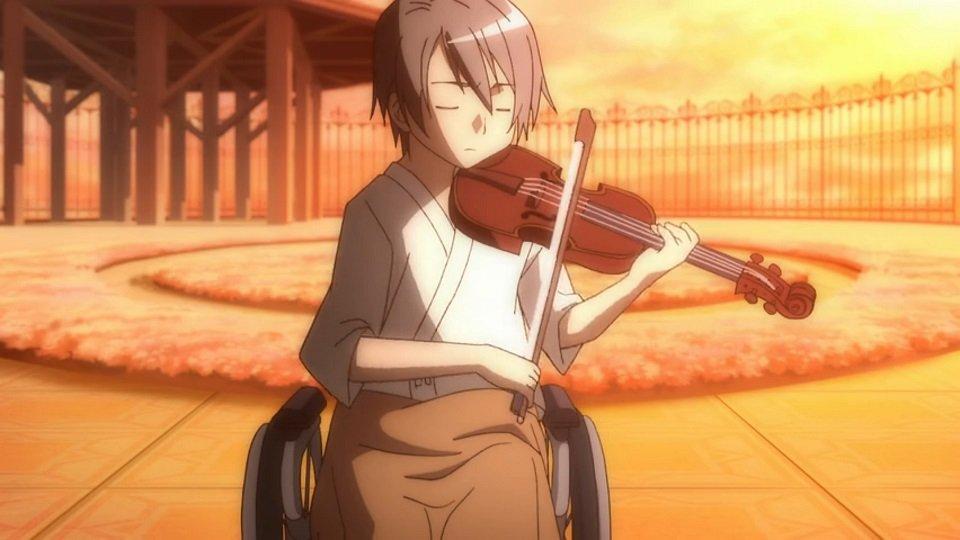 عازف الكمان من مادوكا ماجيكا