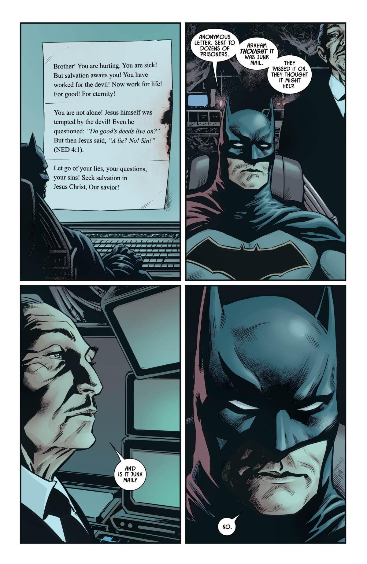 """كوميك """"الرجل الوطواط Batman"""" - المصدر adventuresinpoortaste.com"""
